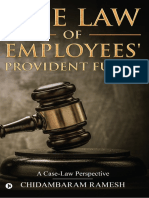 The Law of Employees' Provident Funds - A Case Law Perspective