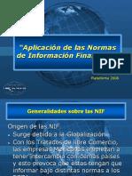 Aplicacion de Las Nifs