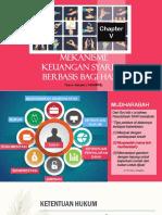 Mekanisme Keuangan Syariah Berbasis Bagi Hasil