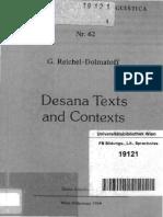 Desana Texts and Contexts