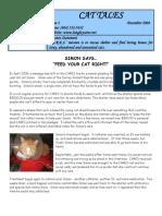 Dec 2008 Newletter
