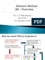 Overview on Finite Element Method