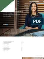 Linkedin Interview eBook en New
