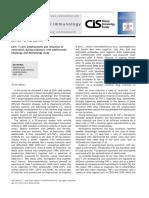 CD4+ T-cells lymphocytosis