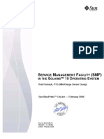 Solaris Management Facility(SMF)