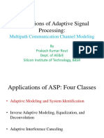ASP Applications 01 Multipath Commn Channel