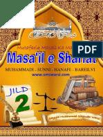 Masail e Shariat Jild 2 (Roman Urdu) Maulana Sikander Warsi