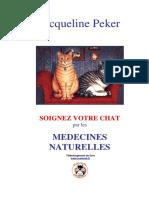Peker Jacqueline - Soignez votre chat par les médecines naturelles.pdf