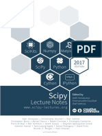 scipy-ref-1 0 0 | Application Programming Interface