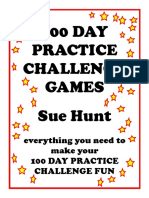 100 Day Challenge Games