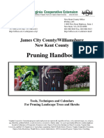 James City County/Williamsburg New Kent County Pruning Handbook