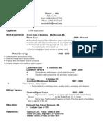 Jobswire.com Resume of melissahills