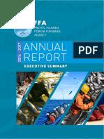 FFA Annual Report 2016-2017 Executive Summary