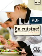 En Cuisine A1-A2 Clé International 2015
