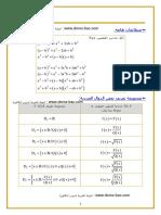 متطابقات هامة-مجموعة تعريف دالة Www.doros-bac.com