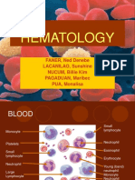 Anemia With Pathology