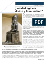 Religiosidad Egipcia II