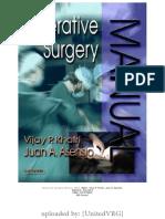 Operative Surgery Manual (2003) [UnitedVRG]