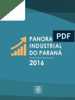 Paranorama Industrial Do Parana-2016-FIEP
