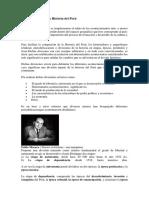 Periodificación de La Historia Del Perú