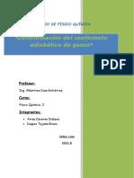 Coeficiente Adiabatico de Gases