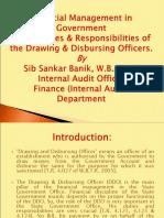3. Role of DDO-Presentation