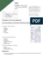 Estructura_algebraica