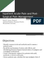 PA 644 - M2 - Acute Pain .pptx