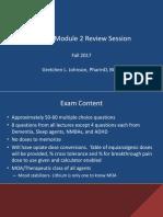 PA 644 - Module 2 Review .pptx