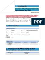 Formulario Q101- sunat