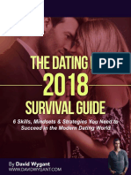Dating in 2018 Survival Guide