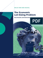 Lot-Sizing Problem Econo