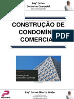 Construção de Condomínio Comercial