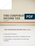Chapter 3 Corporate Income Tax