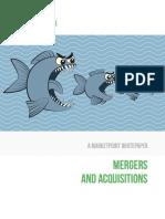 MarketPoint Whitepaper - Mergers & Acquisitions 2016 June