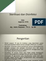 O P T E K Sterilisasi Dan Disinfeksi 17