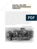 SHAKINOVSKY Lynn-Art-The 1857 Financial Crisis and the Suspension of the 1844 Bank Act