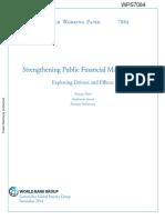 Fritz Strengthening PFM 2014