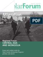 Scholarforum Migrationcentral Asia and Mongolia 20160603