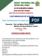 Contaminacion Del Suelo Por Hidrocarburos