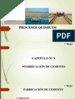 Clase 9 Fabricación de Cemento, Fosfatos y Sulfatos