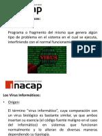 Virus y Malwars