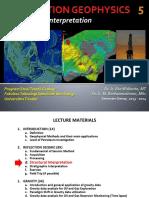 5. Seismic Interpretation Genap 2013-2014 TG