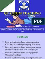 Quantum Teaching -Slide