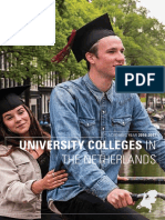 University Colleges at a Glance Brochure