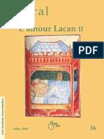 Revista - Litoral 36 - L Amour Lacan II.pdf
