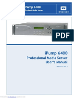 Manual Ipump 6400