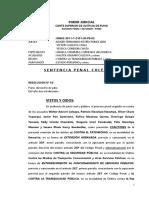 1ra Instancia Sentencia Walter Aduviri
