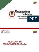 1. Organizaciones solidarias
