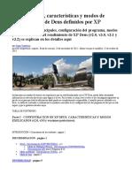 manual detector de metales xp deus español